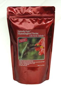 Naturally Fresh™ Hummingbird Nectar with Nectar Defender™
